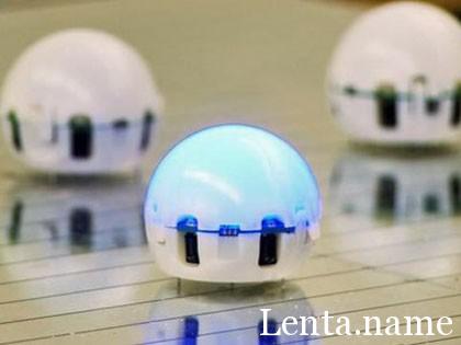 Капельки: учёные разработали умных роботов