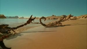 В девонском периоде на Гондване обитали гигантские скорпионы