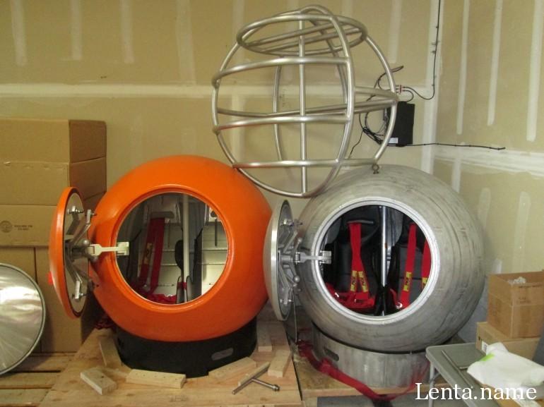 Инженеры разработали капсулы для выживания при цунами