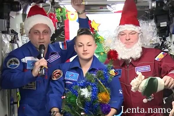 Команда космонавтов на МКС будет встречать Новый год 15 раз