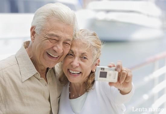 Чем старше мы становимся, тем мы счастливее