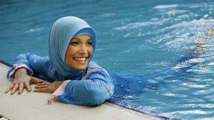 Burkini носят в основном мусульманские женщины