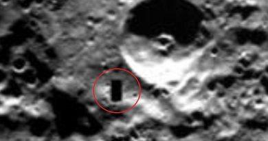 Охотники за инопланетянами нашли гигантскую дверь на Меркурии
