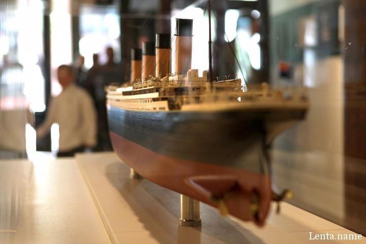 Копия Титаника появится на реке Цицзянь в Китае