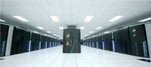 Китай доминирует в суперкомпьютерах