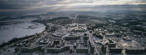 ядерная авария в Чернобыле