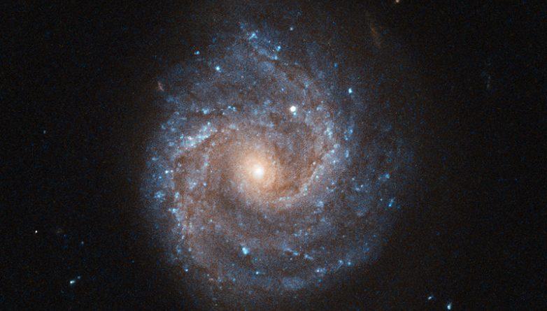 Зачем ученые дали вновь открытой галактике такое странное название