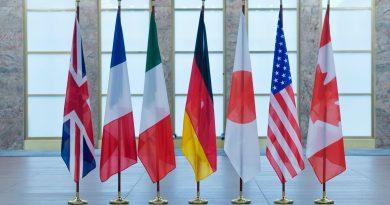 G7 поддерживает ОЭСР в стремлении решить вопрос о глобальном цифровом налоге
