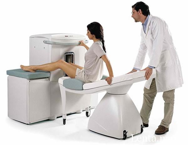 Идентифицировать человека можно по МРТ коленей