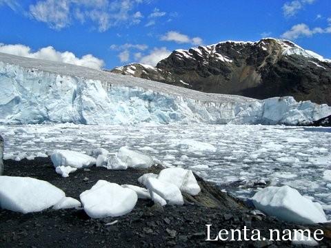 Ледники в Андах тают катастрофическими темпами