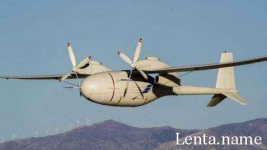 Водородный беспилотник Боинга успешно взлетел и приземлился