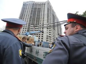 В Москве недовольные дольщики могут перекрыть Кутузовский проспект