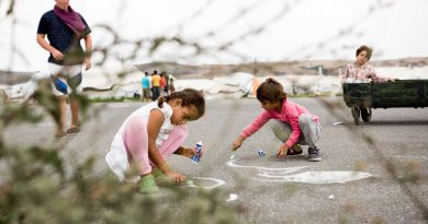 Дети-беженцы практически лишены возможности получать образование