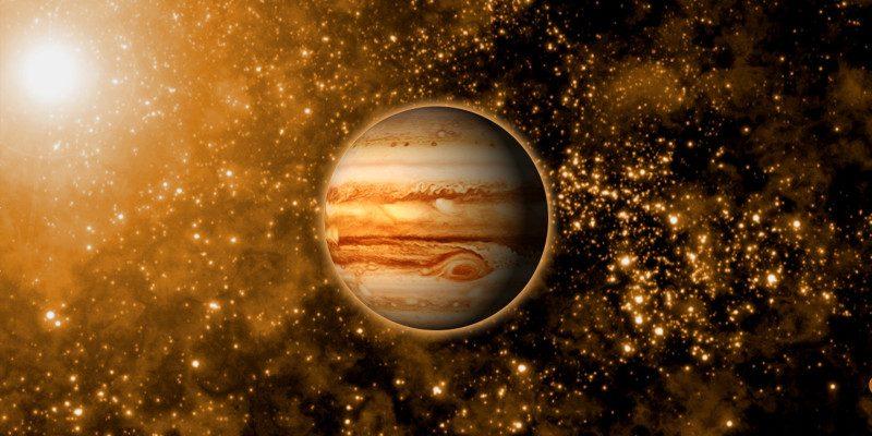 Ученые обнаружили доказательства того, что Юпитер старше, чем можно было подумать