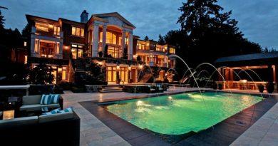 Где живут самые богатые американцы?