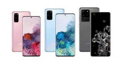 Samsung запускает линейку Galaxy S20 с до 100-кратным зумом камеры
