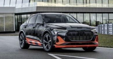 Audi добавляет мощность своим электромобилям чтобы конкурировать с Tesla