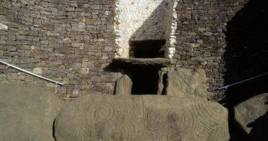 ДНК из древней ирландской гробницы указывает на королевский инцест